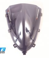 Visor GSX 150 R Single Bubble Bugscreen Premium