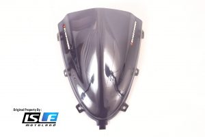 Visor GSX 150 R Single Bubble Bugscreen Premium