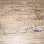 Visor / Windshield CRF 250 Rally Long Sport