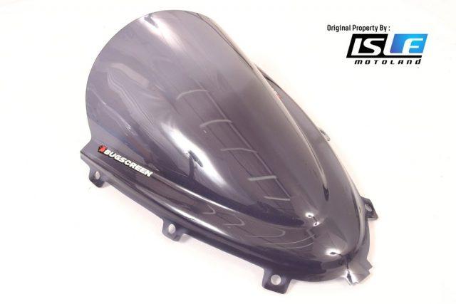 Visor GSX 150 R Super Bubble Bugscreen Premium