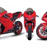 Windshield Ducati 848 1098 1198 Zerogravity Double Bubble