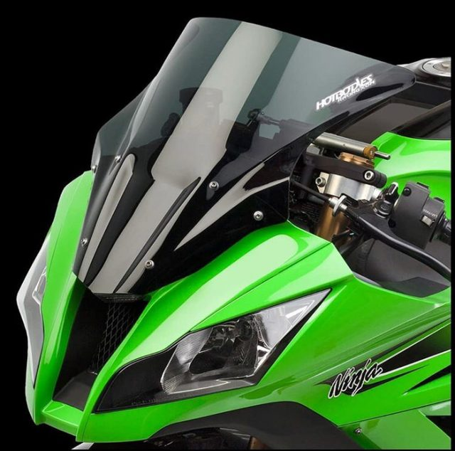 Windshield ZX10R 2011 Hotbodies Racing USA Visor