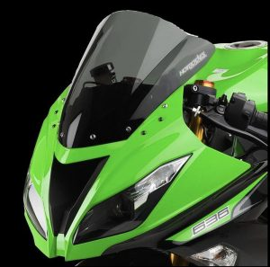 Windshield ZX636 Hotbodies Racing USA Visor