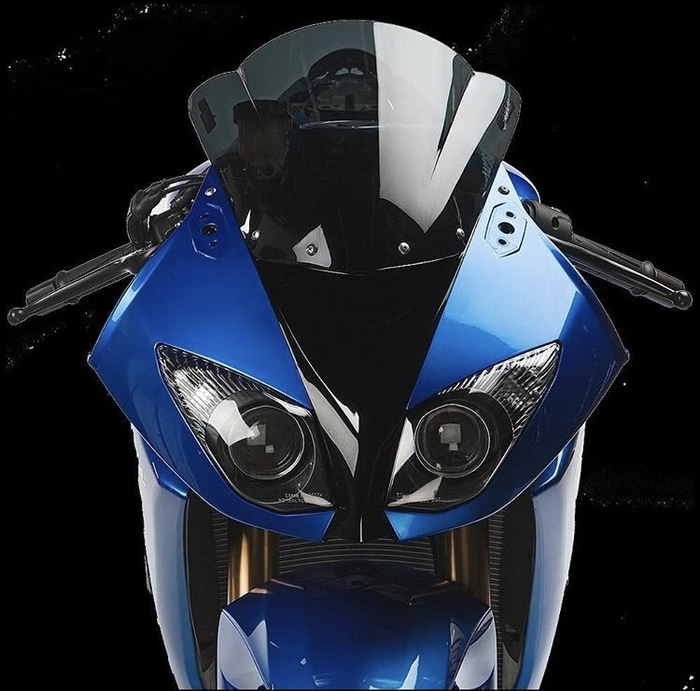 Windshield ZX6R Hotbodies Racing USA Visor