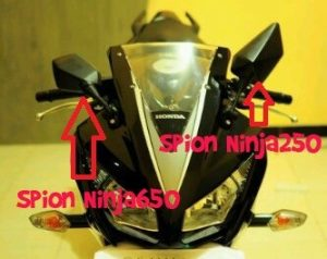 Spion Ninja 250 CBR