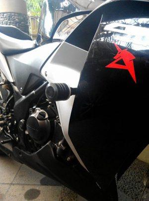 Frame Slider CBR 250 FI ZOX
