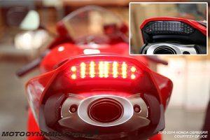 Stoplamp / Lampu Rem 3 in 1 CBR600 (MotoDynamic)