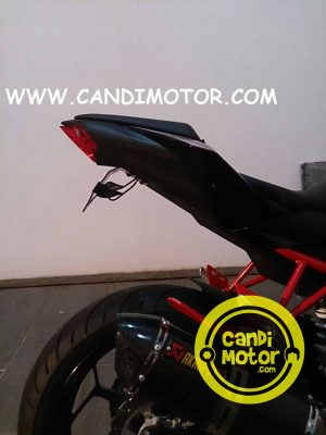 Dudukan Plat / Tail Tidy Ninja 250 RR Mono / z250 SL (Woolden)