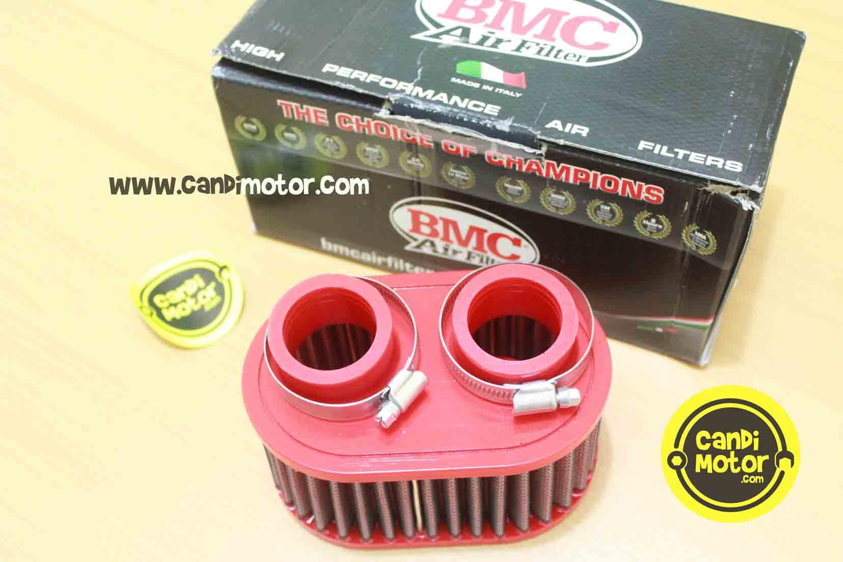 BMC Air Filter / Udara Double Open