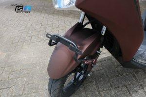 GENERIC Bracket Dudukan Plat Yamaha Lexi