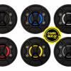 Driven Fuel Caps