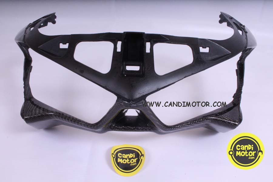 Frame Headlamp Carbon R25 & R3