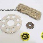 Gear & Rantai Kit (SSS)