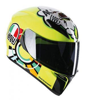 Helm AGV K3 SV Misano