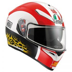 Helm AGV K3 SV Simoncelli
