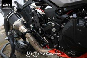 KATSUMOTO Footstep Racing Kawasaki Ninja 250 FI '18-Up