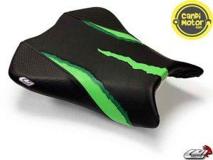 Seat Skin / Kulit Jok Luimoto ZX6R 2009 - 2013