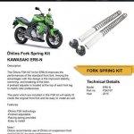 Ohlins Fork Spring Kit  ER6N / ER6F