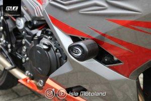 R&G Aero Crash Protector Kawasaki Ninja 250FI '18-Up