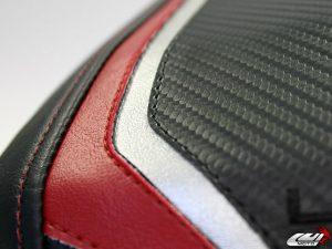 Seat Skin / Kulit Jok Luimoto YZF - R1
