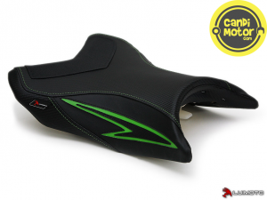 Seat Skin / Kulit Jok Luimoto Z800