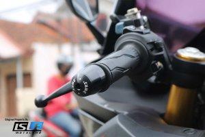 WR3 Bar End Motor
