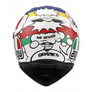 Helm AGV K3 SV Comic