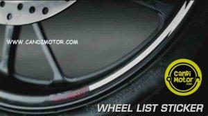 Wheelstripe AHM CBR 150 Facelift K45G 2016