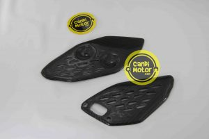 Cover Footstep R25 (Carbon)
