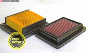 Filter Udara R25 (K&N)