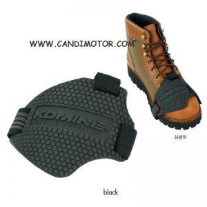 KOMINE Shift Pad / Pelindung Sepatu dari Tuas