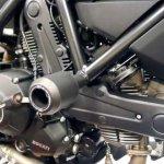 EVOTECH Frame Slider Ducati Scrambler Sixty2 - EVOTECH Frame Slider Ducati Scrambler Sixty2 - EVOTECH Frame Slider Ducati Scrambler Sixty2 - EVOTECH Frame Slider Ducati Scrambler Sixty2