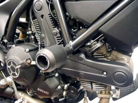 Frame Slider Ducati Scrambler Sixty2 Evotech -  -  -