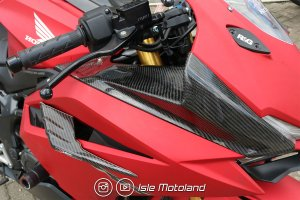 CARBON CUSTOM Airscoop Dashboard / Cover Dashboard Honda CBR250RR