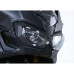 Deskripsi Headlight Shield Pelindung Lampu Honda CRF1000L Africa Twin 2016 R&G