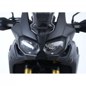 Deskripsi Headlight Shield Pelindung Lampu Honda CRF1000L Africa Twin 2016 R&G