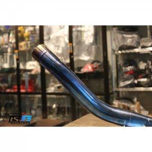 P&P RACING Exhaust Header Bending Stainless Blue Suzuki GSX 150 R & S - P&P RACING Exhaust Header Bending Stainless Blue Suzuki GSX 150 R & S - P&P RACING Exhaust Header Bending Stainless Blue Suzuki GSX 150 R & S - P&P RACING Exhaust Header Bending Stainless Blue Suzuki GSX 150 R & S