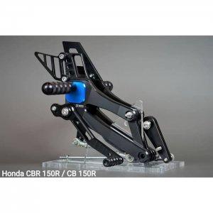 WR3 Footstep Racing V-Series Honda CBR150 R K45G - WR3 Footstep Racing V-Series Honda CBR150 R K45G - WR3 Footstep Racing V-Series Honda CBR150 R K45G - WR3 Footstep Racing V-Series Honda CBR150 R K45G
