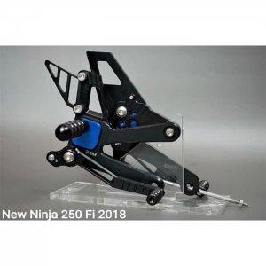 Deskripsi Footstep Racing Kawasaki Ninja 250 FI New 2018-Up V Series WR3