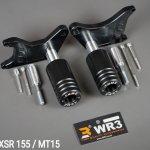 WR3 Frame Slider Yamaha XSR 150 & MT-15 - WR3 Frame Slider Yamaha XSR 150 & MT-15 - WR3 Frame Slider Yamaha XSR 150 & MT-15 - WR3 Frame Slider Yamaha XSR 150 & MT-15