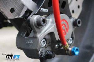 HEL PERFORMANCE Slang Rem Honda CBR250RR ABS