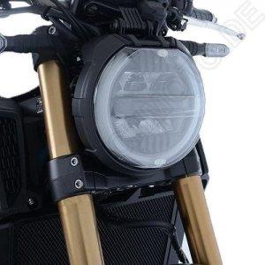 R&G Headlight Shield Honda CB1000R & CB650R '19 - R&G Headlight Shield Honda CB1000R & CB650R '19 - R&G Headlight Shield Honda CB1000R & CB650R '19 - R&G Headlight Shield Honda CB1000R & CB650R '19