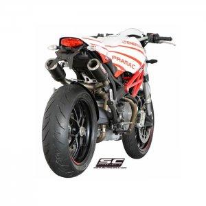 SC PROJECT Knalpot Racing CRT Ducati Monster - SC PROJECT Knalpot Racing CRT Ducati Monster - SC PROJECT Knalpot Racing CRT Ducati Monster - SC PROJECT Knalpot Racing CRT Ducati Monster