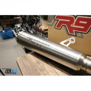 R9 Knalpot Racing Retro Series Full System - R9 Knalpot Racing Retro Series Full System - R9 Knalpot Racing Retro Series Full System - R9 Knalpot Racing Retro Series Full System
