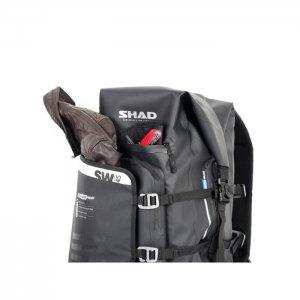 SHAD Tas Touring Rear Bag SW45 - SHAD Tas Touring Rear Bag SW45 - SHAD Tas Touring Rear Bag SW45 - SHAD Tas Touring Rear Bag SW45