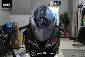 P&P Racing Windshield Model GP Yamaha R15 VVA