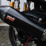 PROSPEED Knalpot Racing Megalodon Full System Yamaha X-Max