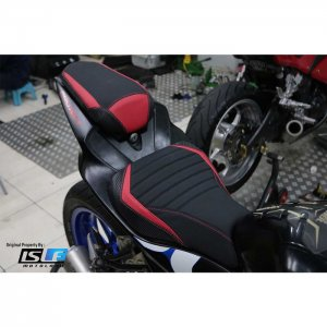 ISLE CRAFT SEAT SKIN / KULIT JOK SUZUKI GSX R/S 150 🔍