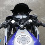 YAMAHA GENUINE ACCESSORIES Segitiga Stang Atas Triple Clamp Yamaha R25