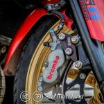 WR3 Braket Kaliper Depan Brembo Kawasaki Ninja 150 RR